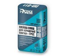 Клеевая смесь для плитки тонкослойная Полипласт ПП-011